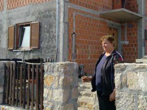 Otišić, Dalmacija, selo bez struje
