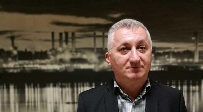 Načelnik opštine Dvor Nikola Arbutina