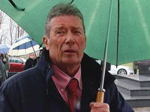 Predsednik UABA Beli Manastir Nikola Opačić