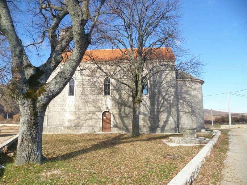 Otišić crkva