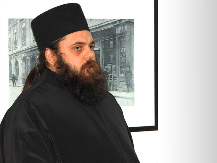 iguman manastira Uspenja presvete bogorodice u Dalj planini Heruvim