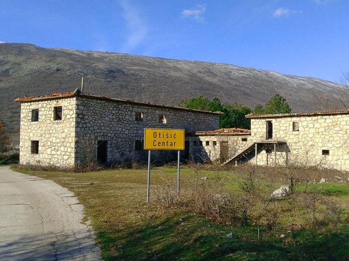 Otišić- selo u Dalmaciji