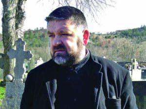 sveštenik Milorad Đekanović žagrović knin spc