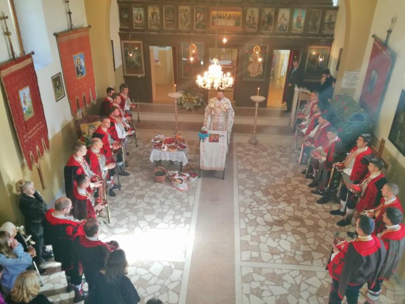 čuvari hristovog groba Vrlika vaskrs