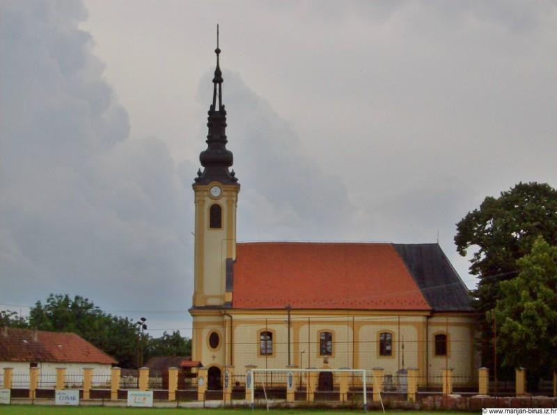 Crkva bijelo brdo