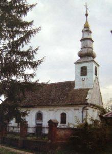 Crkva u Mikluševcima Hramovi posvećeni svetom Nikolaju Mirlikijskom