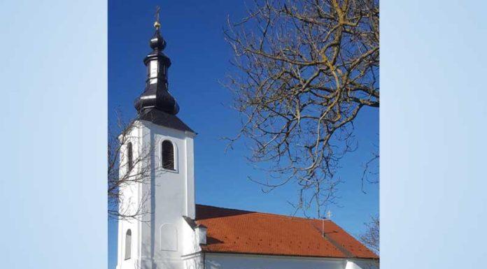 Crkva u Pačetinu Hramovi posvećeni svetom Nikolaju Mirlikijskom
