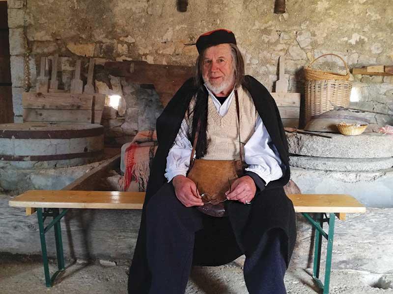 Dušan Karanović ervenik kistanje turizam