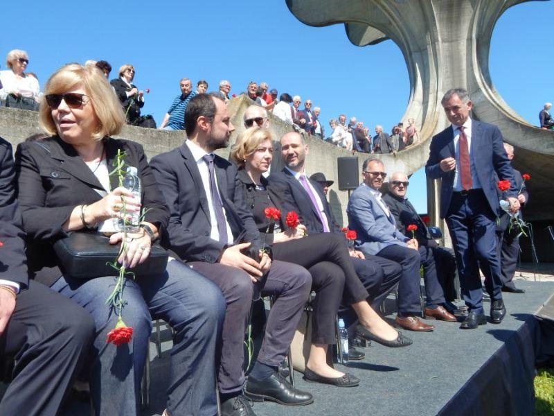 Komemoracija Jasenovac 2018.