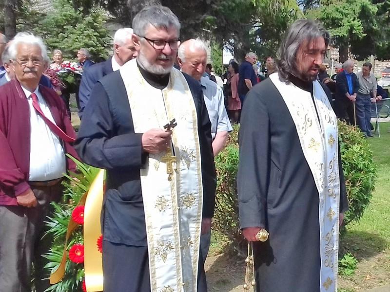 Parastos u Borovu godišnjica proboja sremskog fronta i oslobođenja Borova od fašizma