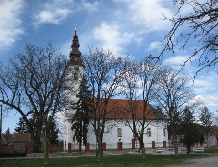 Crkva Sv. Georgija u Boboti