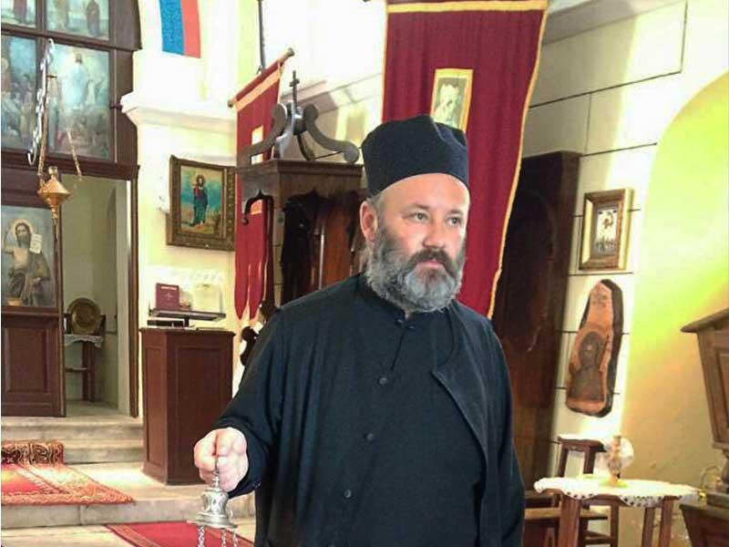 sveštenik Savo Majstorović
