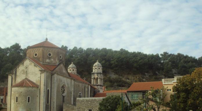 crkva svetog spiridona skradin