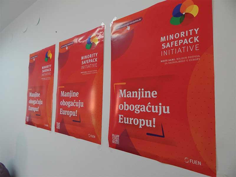 plakati minority safe pack manjinska prava