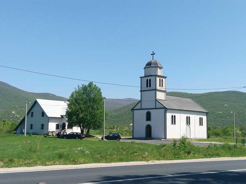 Crkva u Gračacu