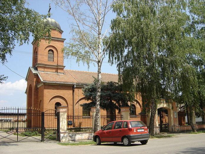 Tenja-Pravoslavni_hram_svetog_Nikole Hramovi prenosa moštiju svetog oca Nikolaja