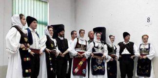 Voćin-folklor smotra folklora srpske zajednice