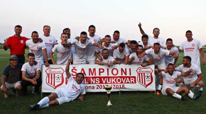 FK Negoslavci druga županijska liga