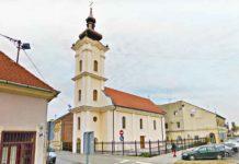 Hram Silaska Duha Svetoga u Vinkovcima