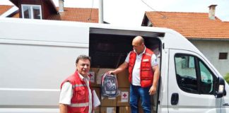 Humanitarna donacija zvo