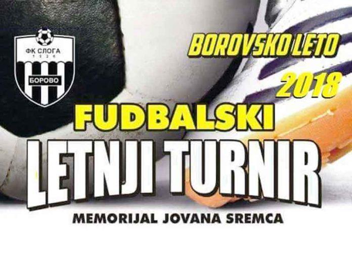 turnir u malom fudbalu memorijal jovana sremca borovo