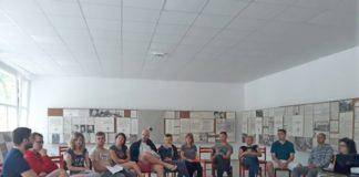Antifašistički kamp srb 2018 radionica