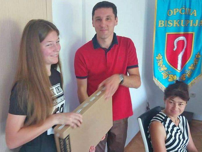 Dan opštine Biskupija načelnik Milan Đurđević