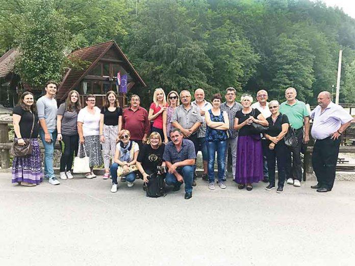 Veće srpske nacionalne manjine grada vukovara vrbovsko i manastir gomirje