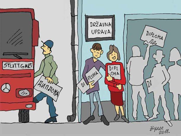 Ustavni zakon ilustracija srpska nacionalna manjina vukovar