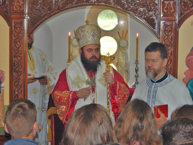 Letnja škola kaligrafije episkop Heruvim dalj planina