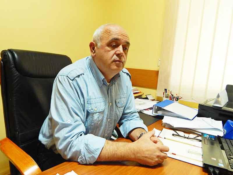 Trpinja načelnik Miroslav Palić