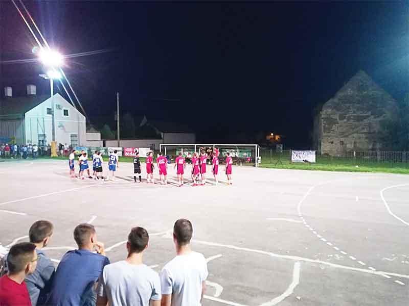 memorijalni turnir danijel popović dalj finalna utakmica