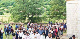 Vidovdan dalmatinsko kosovo manastir lazarica episkop nikodim