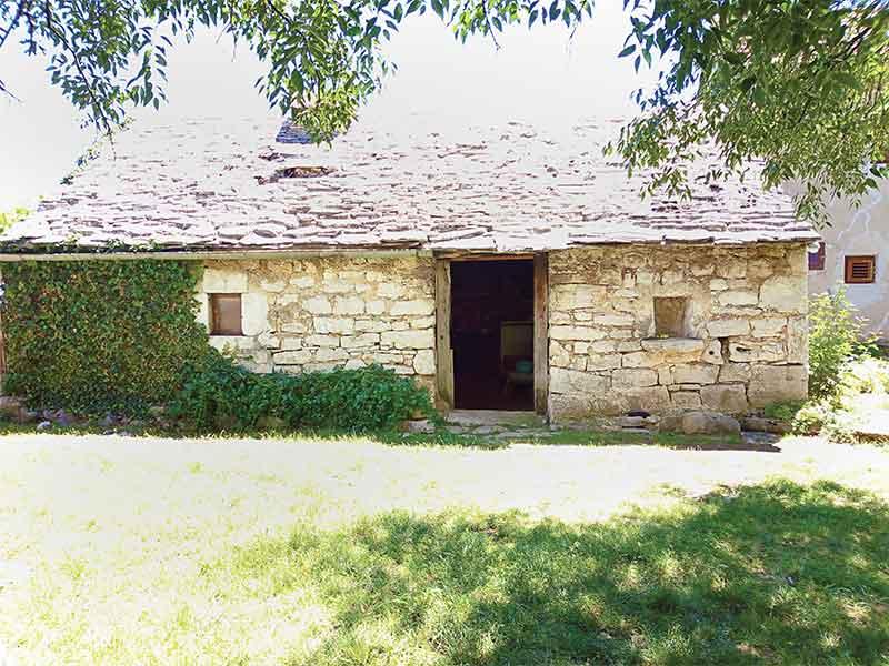 Vrbnik kuća stara preko 300 godina