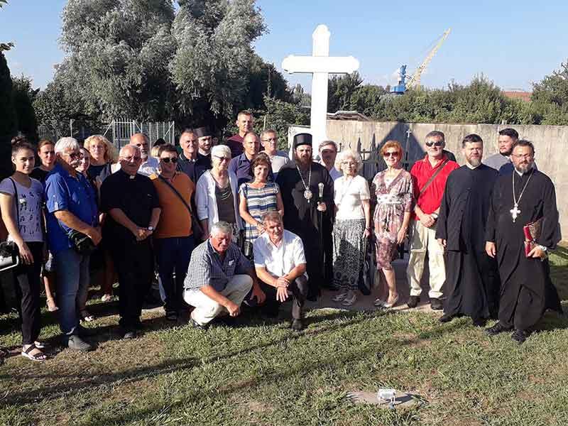 Čarnojevićev krst Osijek VSNM grada Osijeka Suvatovo