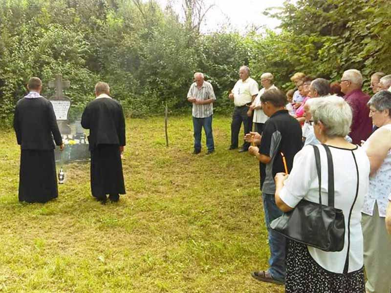 Branešci Slavonija sećanje na stradale