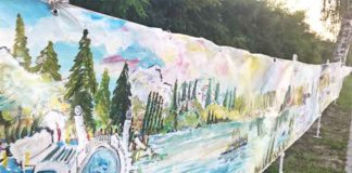 Najduža slika Dunava Vukovar Ana Tudor