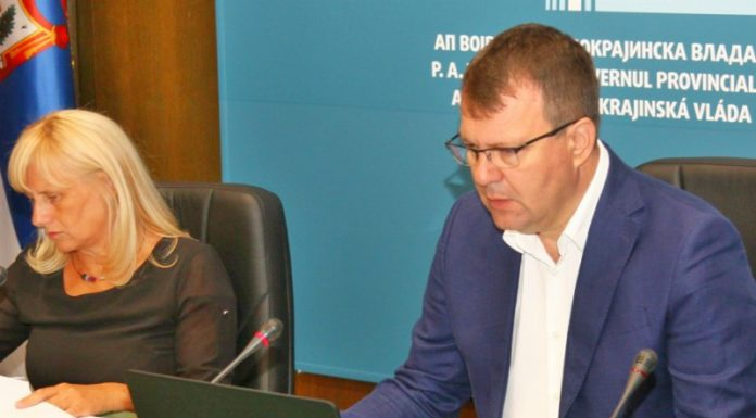 Vlada Vojvodine Igor Mirovic