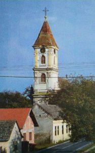 Crkva u Šarengradu hram