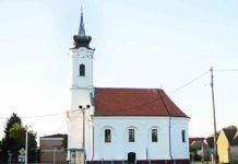 hramovi istočne slavonije Gaboš crkva