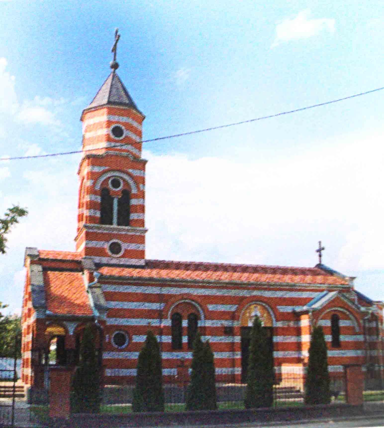 hramovi istočne slavonije karanac crkva baranja