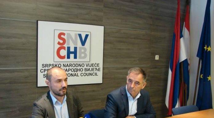 napadnuti Milorad Pupovac i Boris Milošević SNV