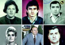 Ubijeni srbi iz Vukovara-Ana Lukić Željko Paić Ljuban Vučinić Darinka Grujić Jovan Jakovljević Mladen Mrkić