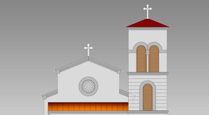 Crkva svetog spiridona Petrinja pravoslavlje spc