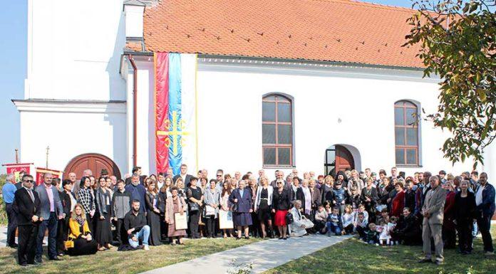 Crkva u Pačetinu hram Prenosa moštiju svetog Nikolaja Mirlikijskog
