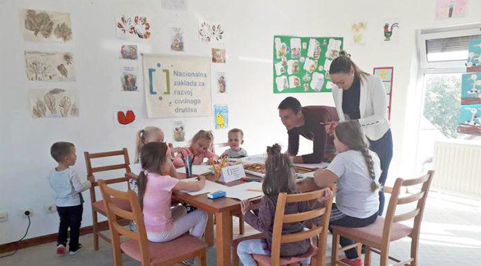 projekat Deca u zajednici 2018 zvo