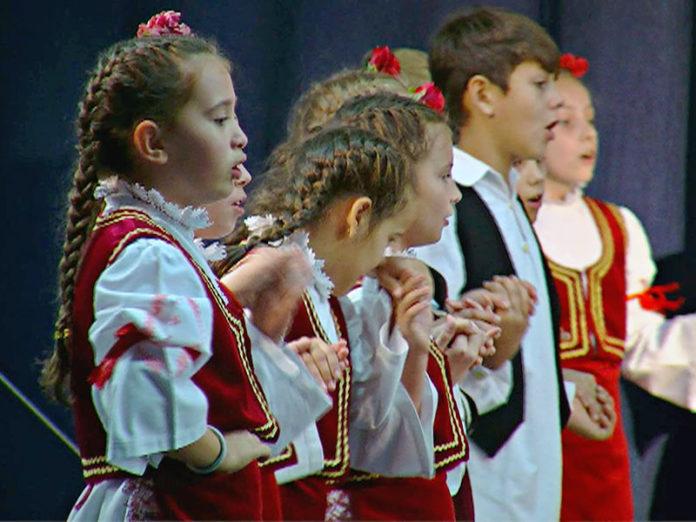 Festival dečijeg folklora naslovna Beli Manastir