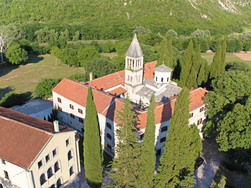 Manastir-Krka-nova