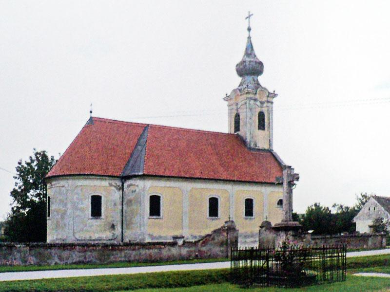 pravoslavni hramovi vavedenje presvete bogorodice popovac