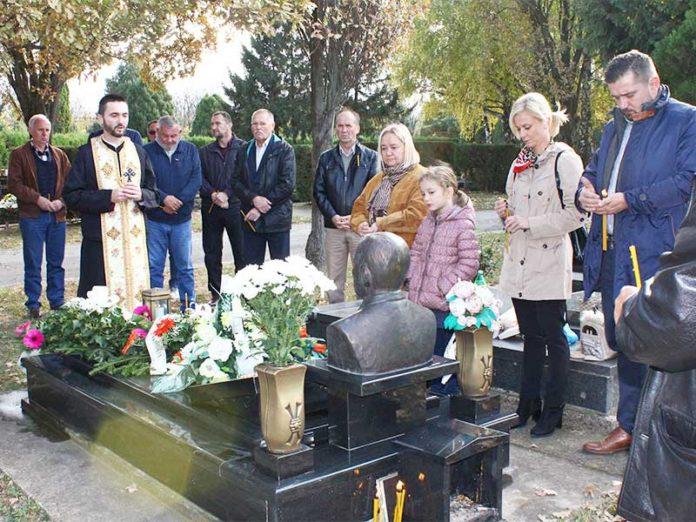 Miloš Vojnović parastos Vukovar 2018.